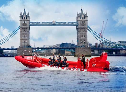 Ultimate London Tower Rib Blast