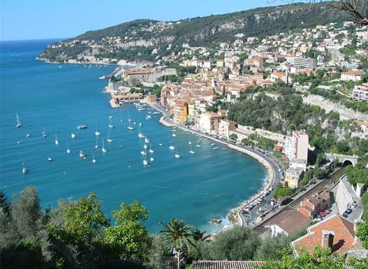 Ritzy French Riviera