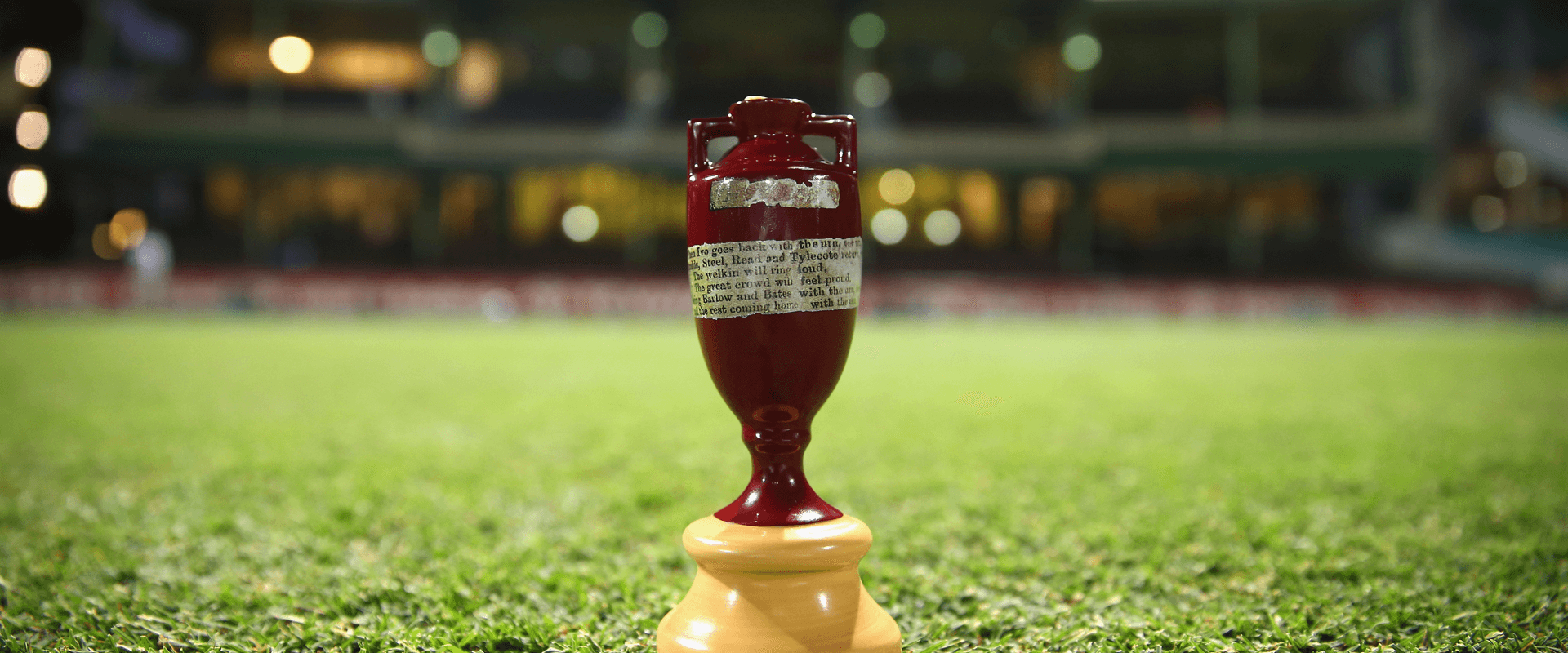 The Ashes 2017 - 2018 Series